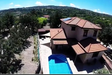 A Beautiful 3 bedroom villa nestled in a traditional Cypriot village – VOL